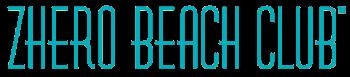 Zhero Beach Club Palma Logo